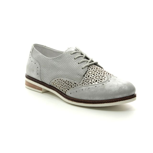 Remonte Brogues - Silver - D2601-90 ROYAL