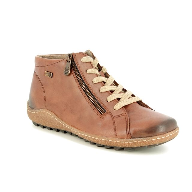 Remonte Ankle Boots - Tan - R4774-22 SEIBEL TEX