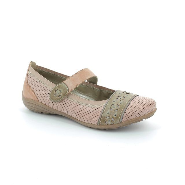 Remonte Shield D4626-31 Pink pumps