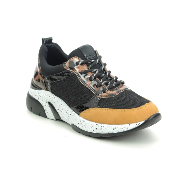 Remonte Trainers - Yellow - D4107-03 STEAM