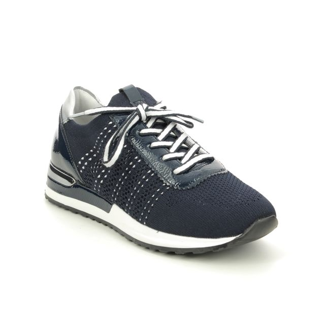 Remonte Vapoknit R2507-14 Navy trainers