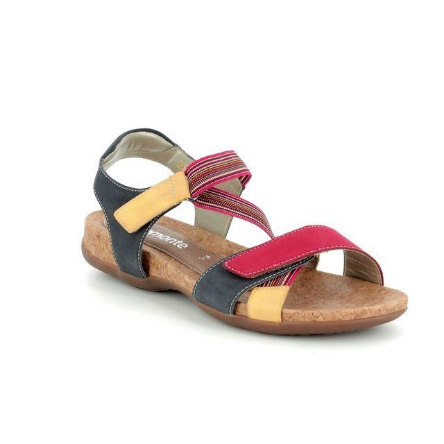 Remonte Walking Sandals - Various - R3257-33 WOKOR
