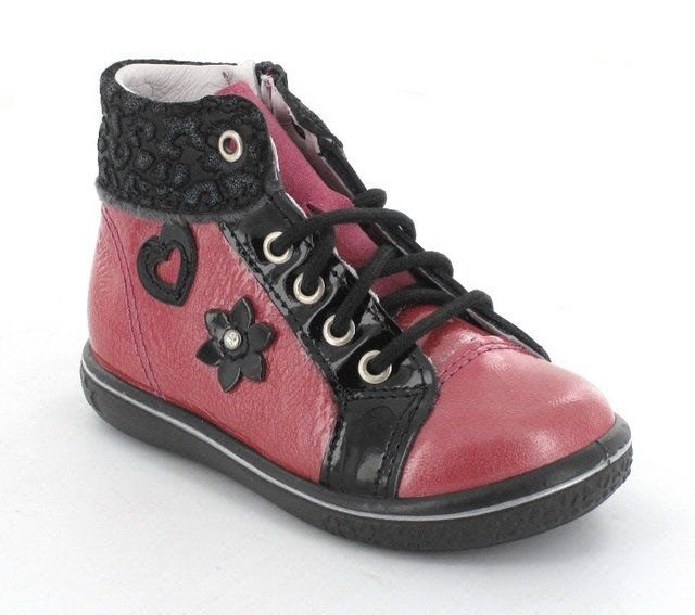 Ricosta First Shoes - Raspberry pink - 25217/323 CHILBIE