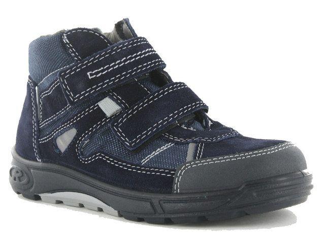 Ricosta Dontex 42324-179 Navy multi boots