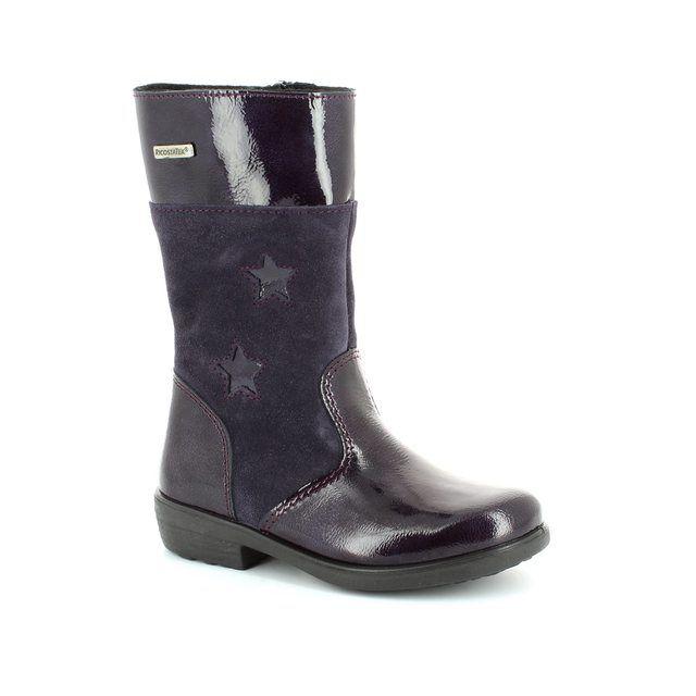 Ricosta Hannah 52 Tex 77240-363 Purple boots