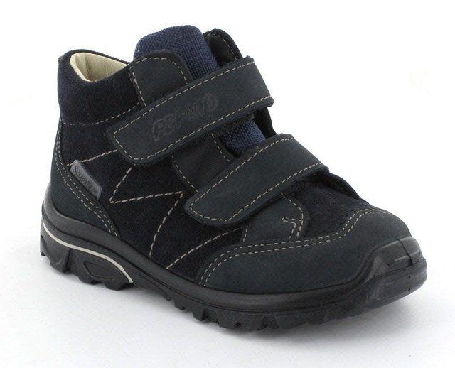 Ricosta Lenzitex 36219-171 Navy first shoes