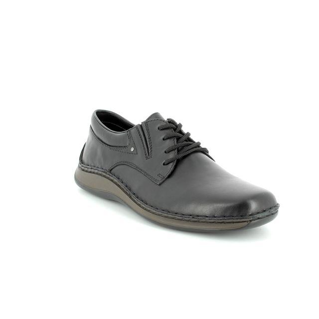Rieker Casual Shoes - Black - 05219-00 WALT