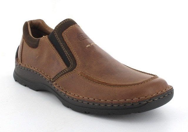 Rieker 05354-25 Brown multi casual shoes