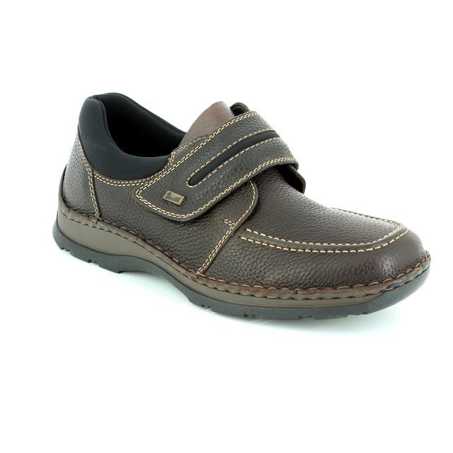 Rieker 05399-25 Brown multi casual shoes