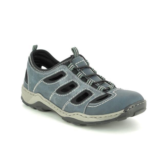 Rieker Trainers - Denim blue - 08065-14 SCUBERVEL NEW