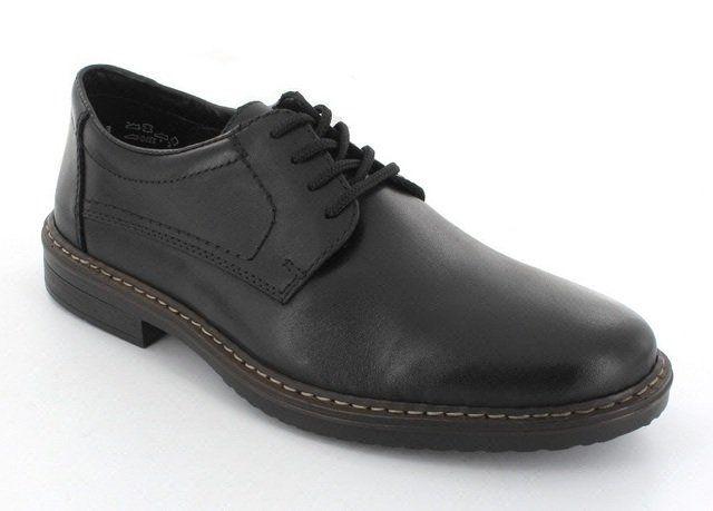 Rieker 10423-00 Black casual shoes
