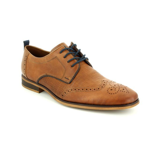 Rieker Formal Shoes - Tan - 10612-25 LOUIS