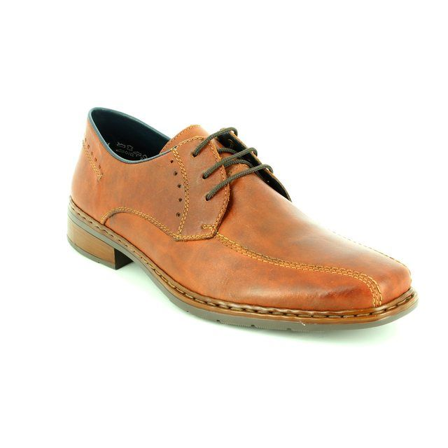 Rieker Formal Shoes - Tan - 10802-26 TUMELTU