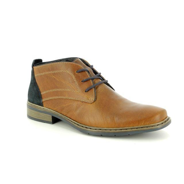 Rieker 10844-25 Tan multi boots