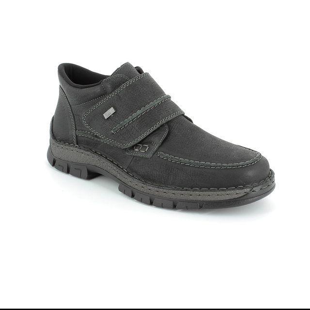 Rieker 12292-02 Black boots