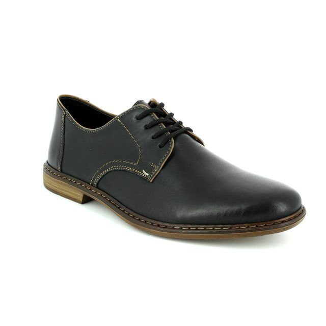 Rieker Formal Shoes - Black - 13422-01 DOSTER