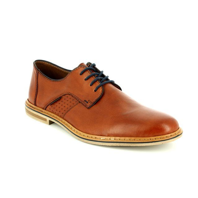 Rieker 14525-24 Tan formal shoes