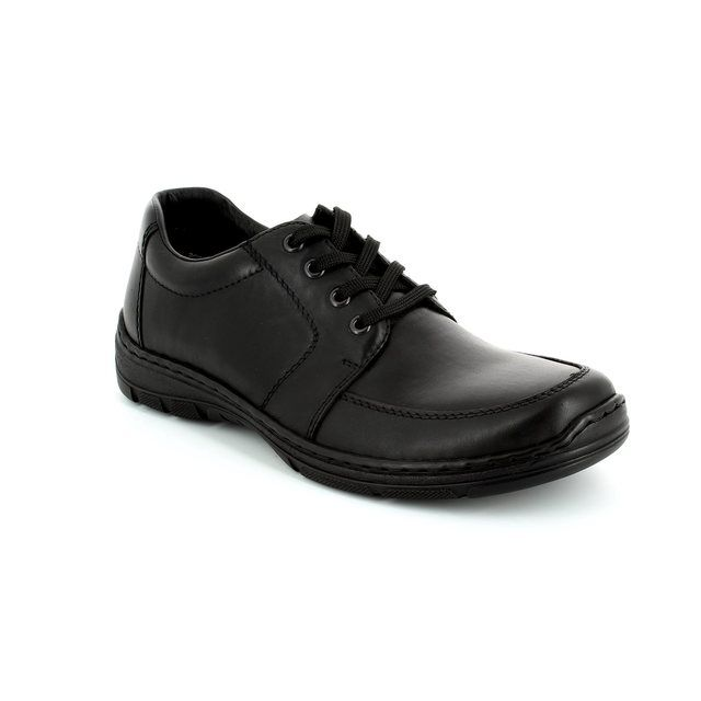 Rieker 15223-00 Black casual shoes