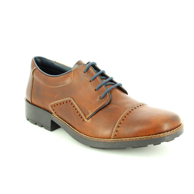 Rieker Casual Shoes - Brown - 16002-26 RONELCAP