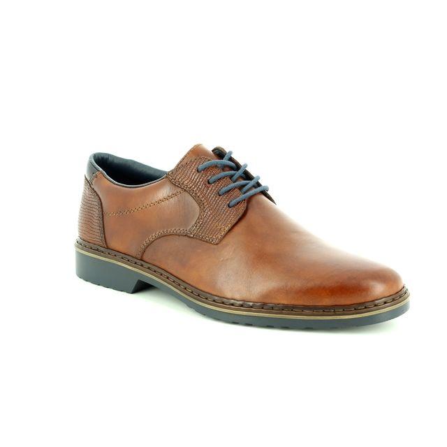 Rieker Formal Shoes - Tan multi - 16541-25 ADAM