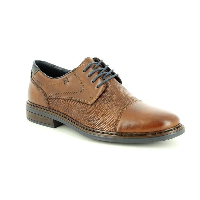 Rieker Formal Shoes - Tan - 17618-25 CLERCAP