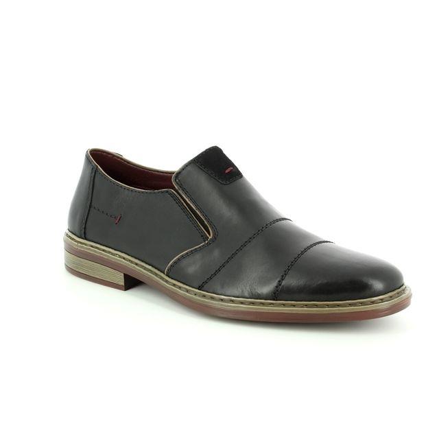 Rieker Formal Shoes - Black multi - 17661-00 DEXTRO
