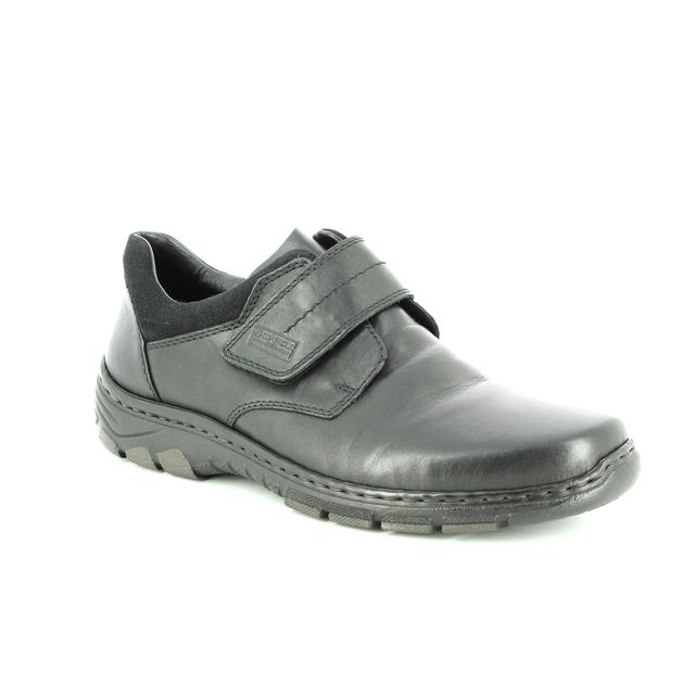 Rieker Casual Shoes - Black - 19962-00 RAMVEL 85