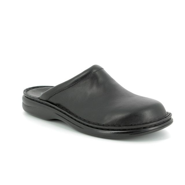 Rieker House Shoe - Black - 23579-00 KLAUS