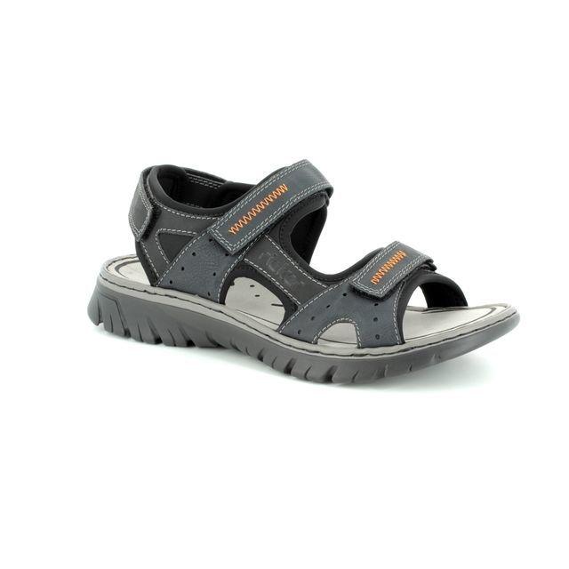 Rieker Sandals - Navy - 26757-14 CHRIS