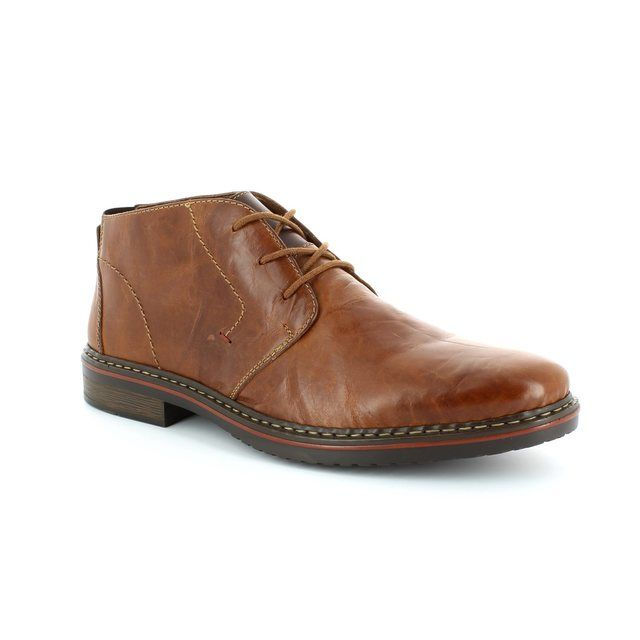Rieker 30412-26 Tan boots