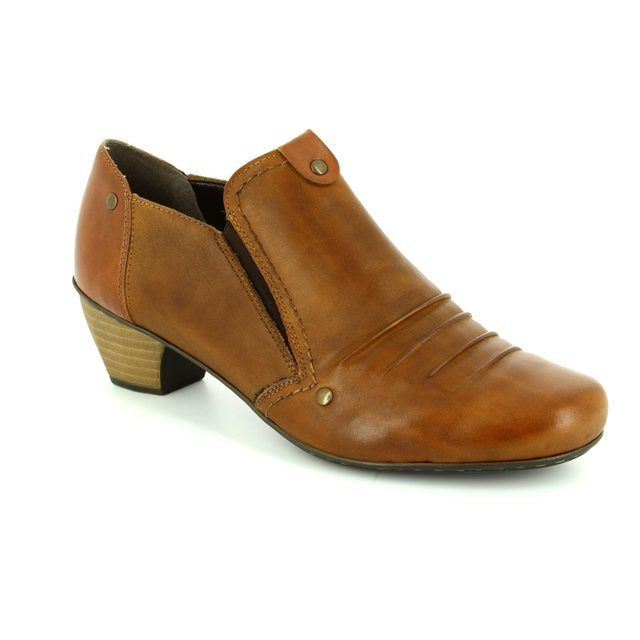Rieker Shoe-boots - Tan - 41702-22 SARTUCHE