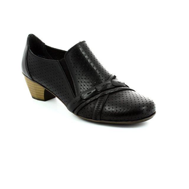 Rieker 41715-00 Black shoe-boots