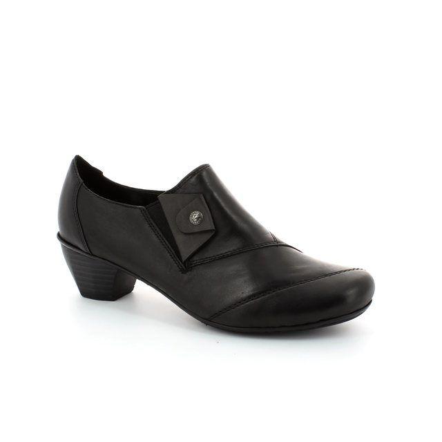 Rieker 41769-01 Black multi shoe-boots