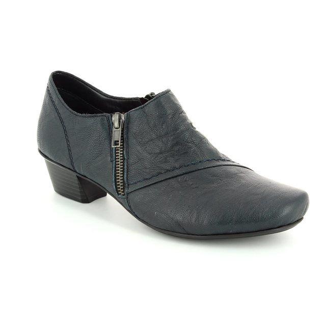 Rieker Shoe-boots - Navy - 53851-15 MIROTTA