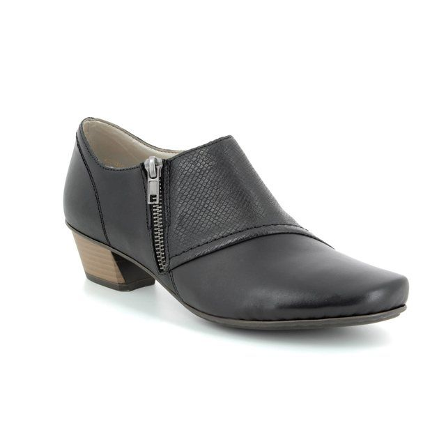 Rieker Shoe-boots - Black - 53861-00 MIROTTI