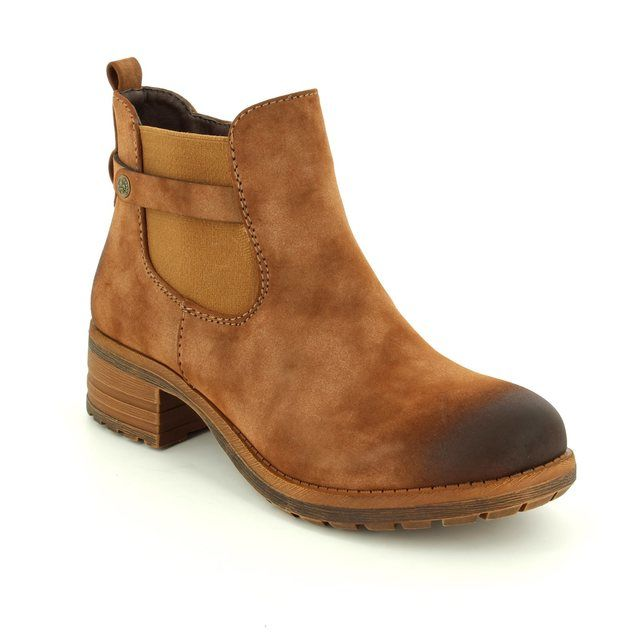 Rieker Ankle Boots - Brown - 96864-24 NEWTON