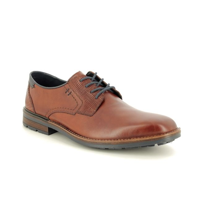 Rieker Formal Shoes - Tan - B1321-25 ADAPT