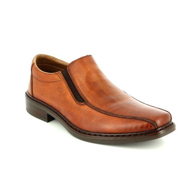 Rieker Formal Shoes - Tan - B2360-25 FALCON