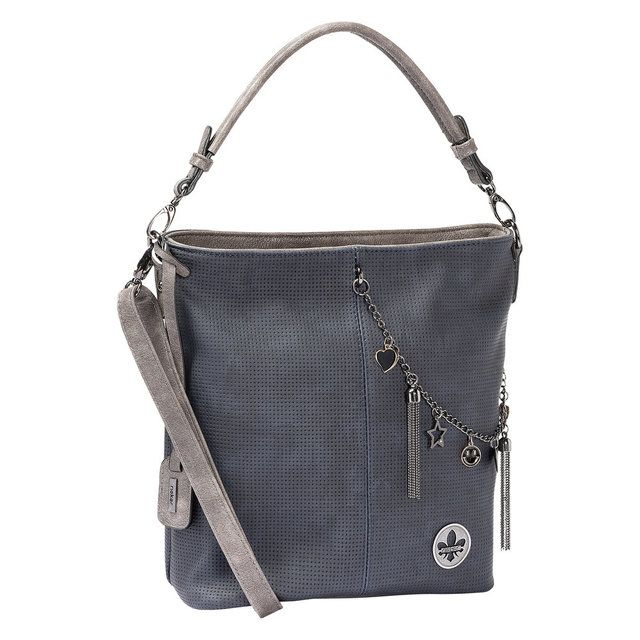 Rieker H1350-14 Navy handbag
