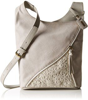 Rieker Handbag - Grey - H1428-40 BODY BAG