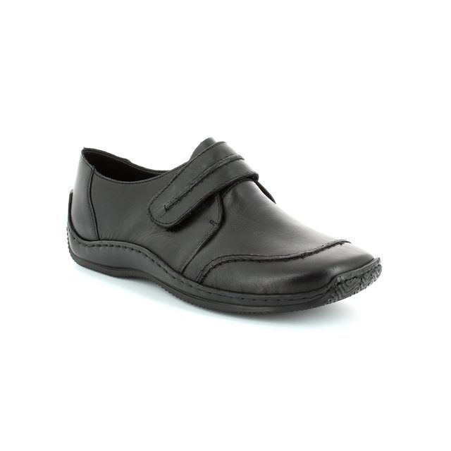 Rieker L1760-00 Black comfort shoes