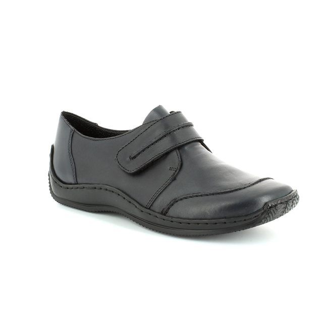 Rieker L1760-14 Navy comfort shoes
