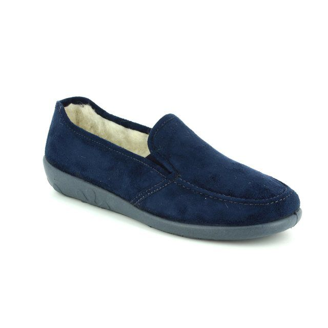 Rohde Slippers - Blue - 2224/56 FURGO