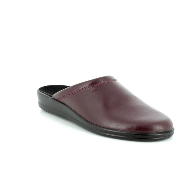 Rohde House Shoe - Wine - 1550/48 JERRY