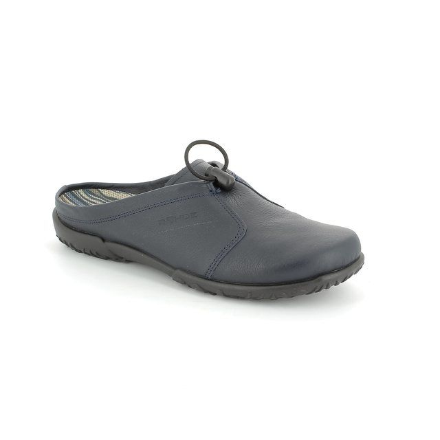Rohde Mulan 1150-56 Navy sandals