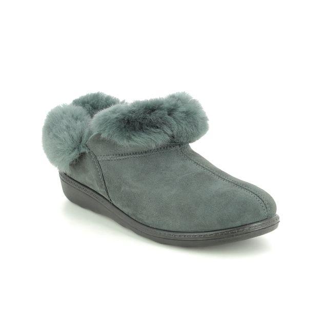 Romika Slippers - Grey - 29102/94700 AVIGNON 102