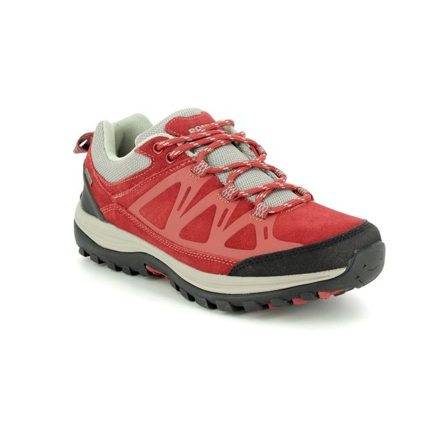 Romika Walking Shoes - Red multi - 83501/78460 ELMAU  01 TEX