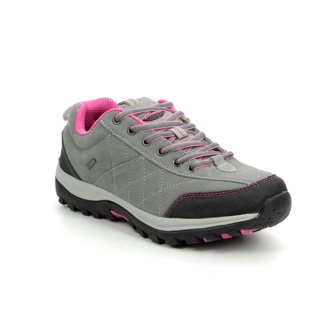 Romika Walking Shoes - Grey - 83502/78720 ELMAU  02 TEX