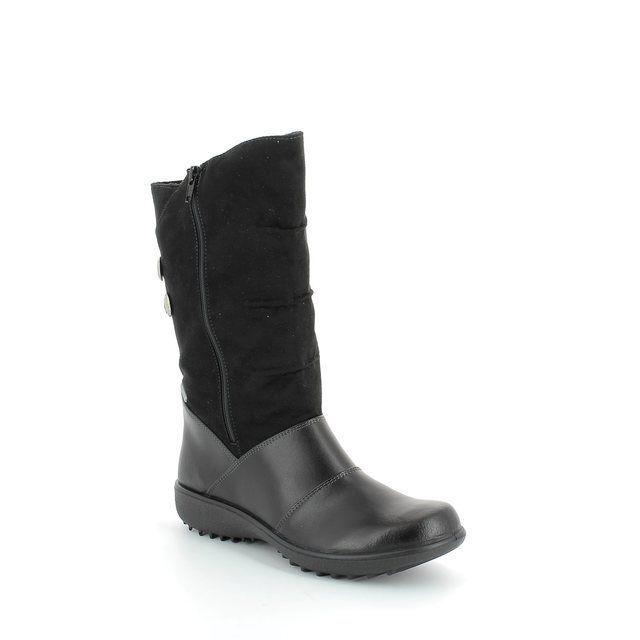 Romika Nadja 35117-83100 Black knee-high boots