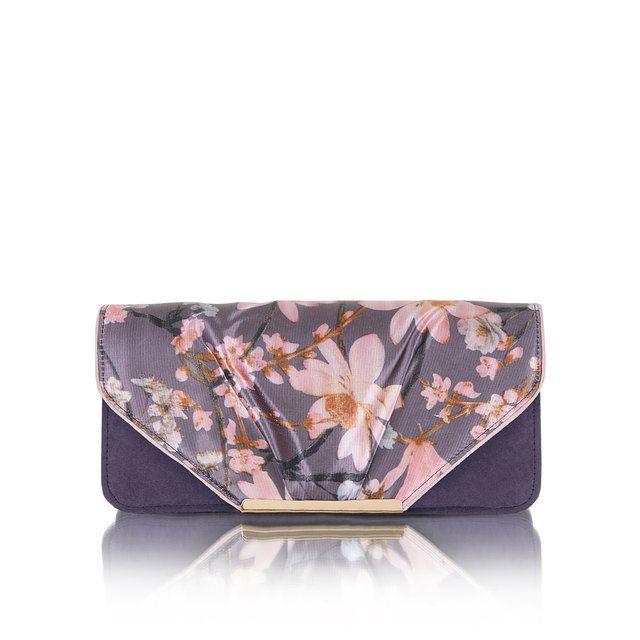 Ruby Shoo Bologna Madela 50115-70 Navy multi matching handbag